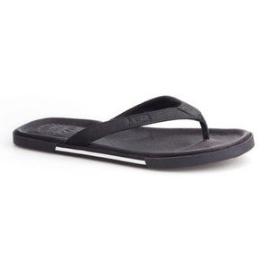 UGG Australia Men's Bennison II Leather Flip Flops